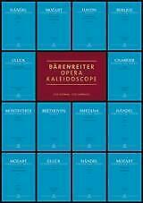 Bärenreiter Opera Kaleidoscope For Soprano Soprano Voice Piano Vocal Score • 14.89£