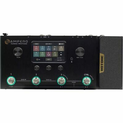 Hotone Ampero Amp Modeler And Effects Processor Pedalboard Unit **BRAND NEW** • 360.11£