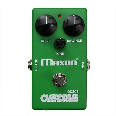 Maxon OD808 Limited Edition 40th Anniversary Overdrive V2 Pedal • 152.41£