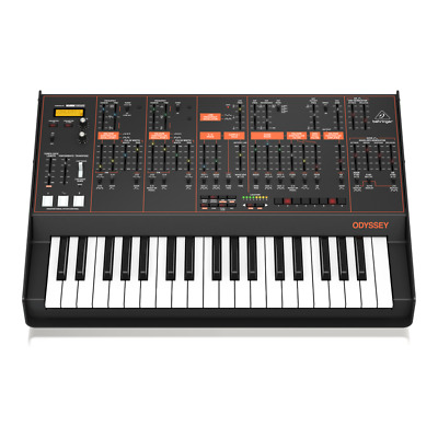 Behringer Odyssey 37 Key Analog Synth Studio Production Sampler • 475£