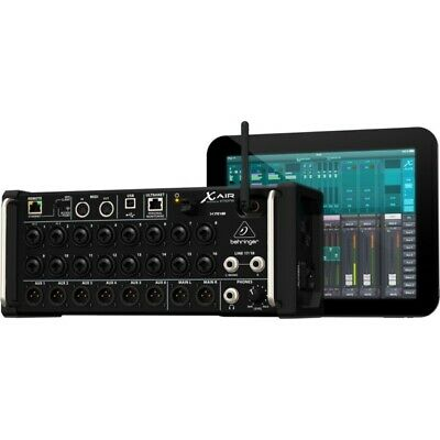 Behringer X Air XR18 18-Input Digital Mixer For IPad/Android Tablets + Warranty • 319£