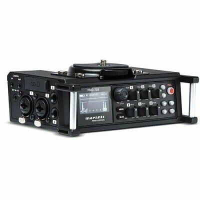 Marantz Professional PMD-706 96kHz 6-Channel DSLR Recorder • 228.04£