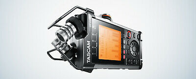 TASCAM DR-44WL Groundbreaking Four-Track Recorder  • 199£
