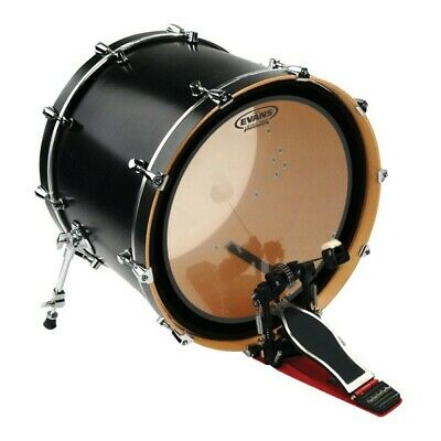 Evans EMAD Batter Bass Drum Head Clear 22