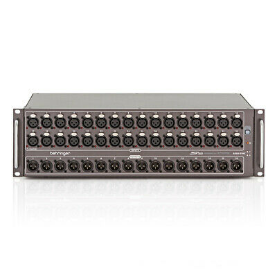 Behringer S32 Digital Stagebox For X32 • 849£