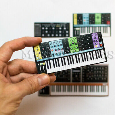 Moog One, Matriach, Grandmother and Mother 32 Jumbo Synthesizer 2D MAGNET SET