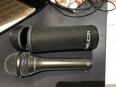 TC Helicon MP-75 Dynamic Microphone • 85£