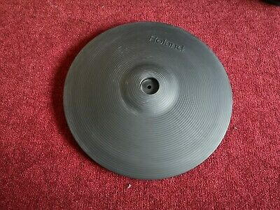 Roland CY-15R 15  Triple-Zone Electronic V-Drums Ride Cymbal Pad • 190£