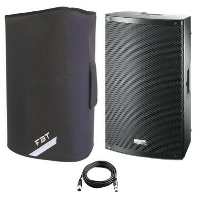 FBT X-LITE 10A 10  1000W Powered Active PA Speaker Stage Monitor DJ Disco +Cover • 367£