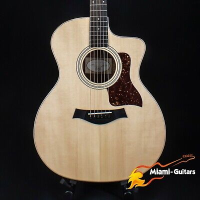 Taylor 214ce  Koa B&S Acoustic-electric Guitar With Solid Spruce Top 2019 (9517) • 808.64£