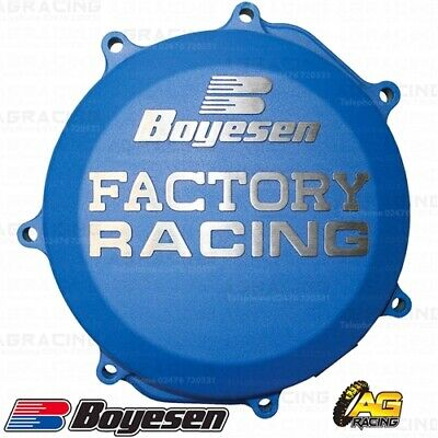 Boyesen Factory Racing Blue Clutch Cover For Yamaha YZ 450FX 2018 • 108.95£