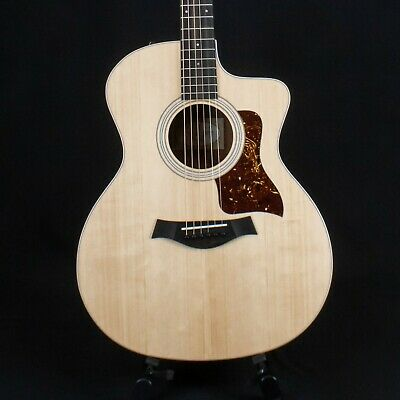Taylor 214ce Layered Koa B&S Acoustic-electric Guitar W/ Solid Spruce Top (9517) • 808.64£