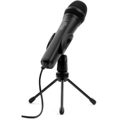 Irig Mic HD 2 - Microphone Handheld For Systems Ios, PC And Mac • 121.45£