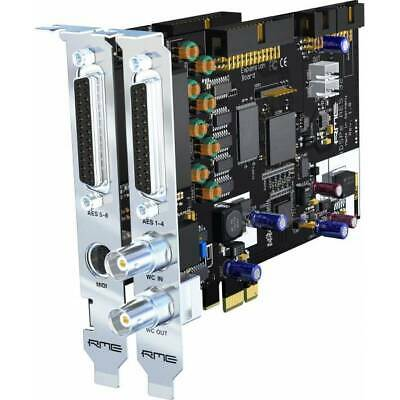 RME HDSPE AES Scheda Con I/O AES 32 Canali PCI Express • 894.20£