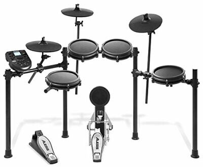 Alesis Nitro Mesh Electronic Drum Kit - Super Solid Great For Beginners Learning • 404.20£