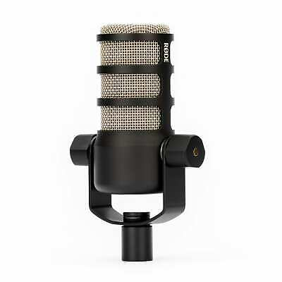 Rode PodMic Dynamic Podcast Microphone • 99£