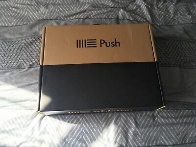 Ableton Push 2 Midi Controller For Live 9 Only Used Twice In Original Box • 360£