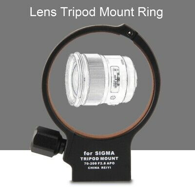 Metal Tripod Collar Mount Ring AF-S 80-200mm F/2.8D F2.8 IF ED Zoom Lens K2R8 • 10.15£
