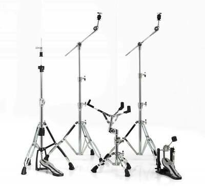 Mapex Mars HP6005 Hardware Pack Chrome W/ P600 Single Pedal • 245.29£