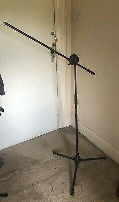 Millenium MS-2005 Microphone Stand With Boom • 19.98£