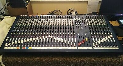 Soundcraft Lx7ii 32 Channel Mixer Console Recording / Live Mixing Board - 4 Bus • 544.37£