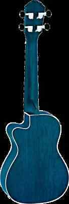 Ortega Guitars RUFIRE-CE Earth Series Concert Ukulele With White ABS Binding ... • 122.85£