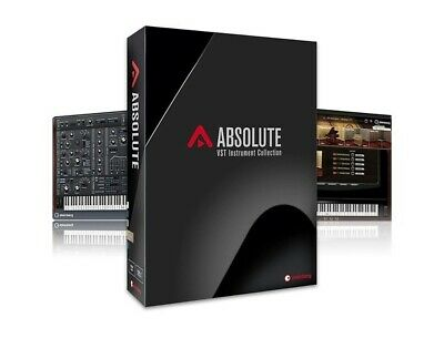 Steinberg Absolute 4 VST Sound Instrument Collection • 215.83£