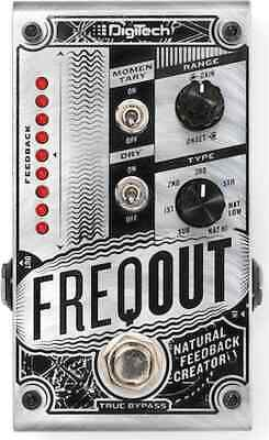 Digitech FREQOUT FreqOut Natural Feedback Creator Pedal • 152.36£