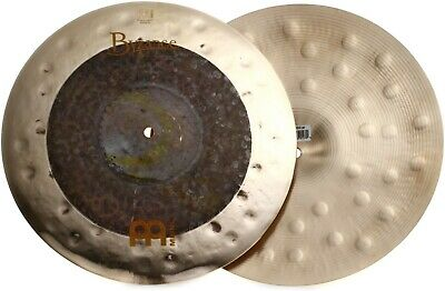 Meinl 15  Byzance Extra Dry Dual Hi Hat Cymbal Pair   • 411.16£