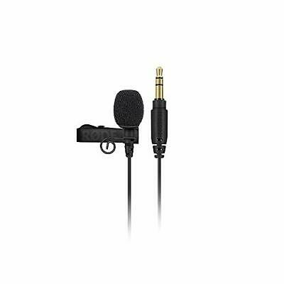 RØDE Lavalier GO Professional-grade Wearable Microphone • 74.99£