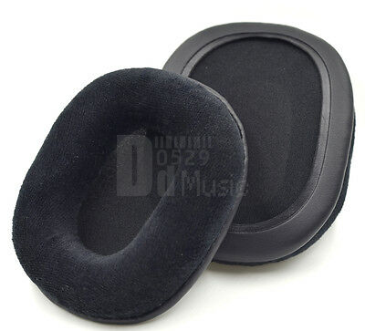Velour Cushion Ear Pads Earmuff Cover For SONY MDR 7506 V6 CD900ST CD700 Headset • 15£