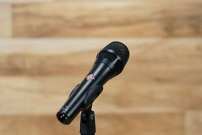 Neumann KMS 105 In Black Studio Grade Vocal Mic For Stage Free US 48 Shipping • 538.59£