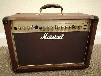 Marshall AS50D Acoustic Amplifier • 110£