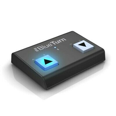 IK Multimedia Irig Blueturn - Spins Pages Bluetooth For IPHONE IPAD Mac/Androi • 79.48£