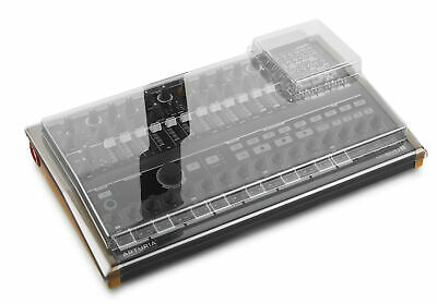 Decksaver Arturia Minibrute-2S Synthesizer Cover Protective Durable Dust Shield • 38£