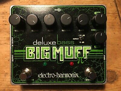Big Muff Deluxe Bass Pi.  • 51£