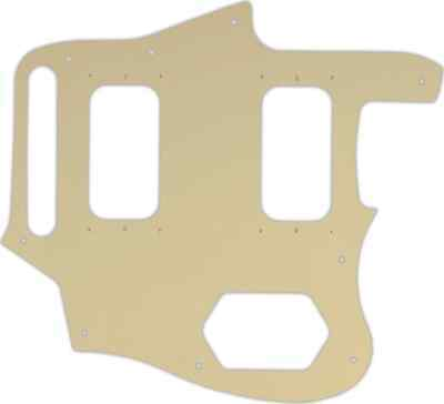 WD Custom Pickguard For Fender Kurt Cobain Signature Series Jaguar #06 Cream • 28.14£