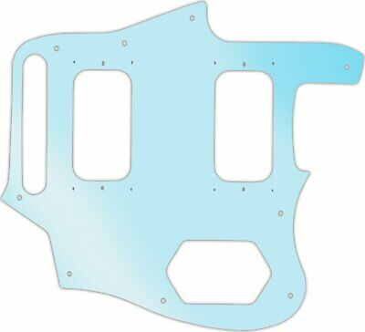 WD Custom Pickguard For Fender Kurt Cobain Signature Series Jaguar #10BU Blue... • 37.03£