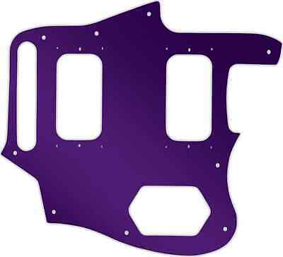 WD Custom Pickguard For Fender Kurt Cobain Signature Series Jaguar #10PR Purp... • 37.03£