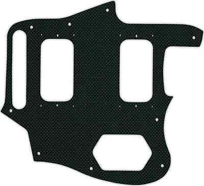 WD Custom Pickguard For Fender Kurt Cobain Signature Series Jaguar #17B Simul... • 34.07£