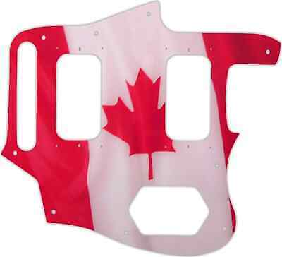 WD Custom Pickguard For Fender Kurt Cobain Signature Series Jaguar #G11 Canad... • 41.48£