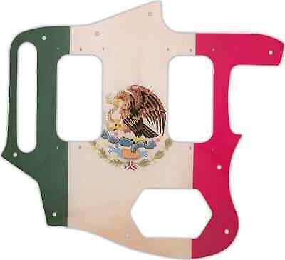 WD Custom Pickguard For Fender Kurt Cobain Signature Series Jaguar #G12 Mexic... • 41.48£
