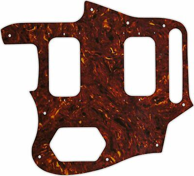 WD Custom Pickguard For Left Hand Fender Kurt Cobain Signature Series Jaguar ... • 48£