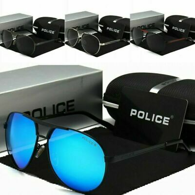 HD Polarized Sunglasses Men's UV400 Transition Lens Driving Eyewear +Gift Box • 9.99£