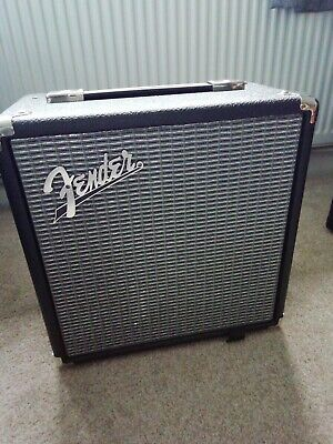 Fender Rumble 15 Bass Amplifier • 50£