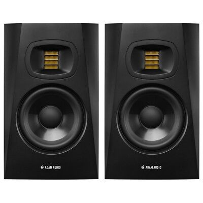 Adam Audio T5V Professional 5  Active 50W DJ Studio Monitor Speaker (Pair) • 278£