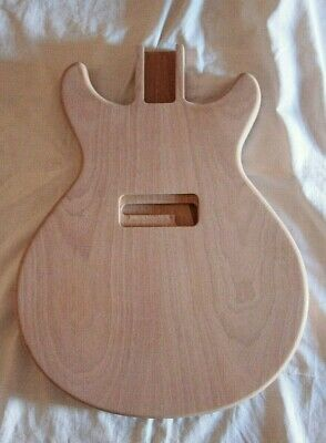 Body Gibson L.P. Special Nyangon tasca manico Gibson, circuito post.spess 35 mm
