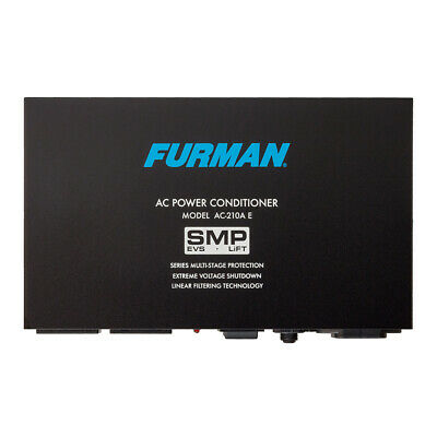 Furman AC-210A E Power Distribution AC Power Conditioner HiFi Power Filter • 169£