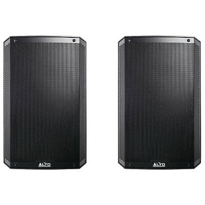 ALTO TS315 Active Powered PA DJ Speakers PAIR NEW • 549£