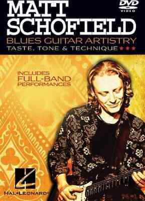 Matt Schofield - Blues Guitar Artistry • 20.74£